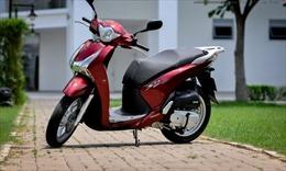 Honda Việt Nam triệu hồi xe SH để sửa chữa