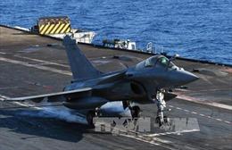 Pháp sắp điều tàu sân bay chống IS