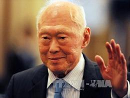 """Ông Lý Quang Diệu là """"Người châu Á của năm 2015"""""""