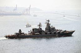 Tàu chiến, máy bay Nga, NATO ken kín Địa Trung Hải sau vụ Su-24