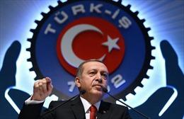 Thổ Nhĩ Kỳ bắn tín hiệu từ bỏ dầu mỏ, khí đốt Nga