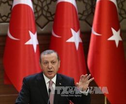 Tổng thống Thổ Nhĩ Kỳ lên kế hoạch bắn Su-24 Nga để hút cử tri?
