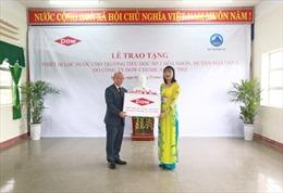 Hỗ trợ nước uống sạch cho gần 1.500 em học sinh Đà Nẵng