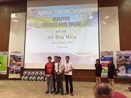 Việt Nam giành 1 giải nhất cuộc thi lập trình quốc tế