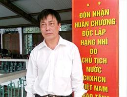 """Nguyễn Hữu Lộc: Người thanh tra viên với tiêu chí """"lấy dân làm gốc"""""""