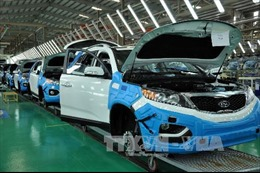 Doanh số bán xe ô tô tăng 86%