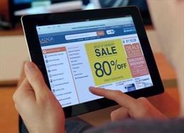 Xu hướng mua sắm thương mại điện tử ngày càng tăng