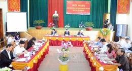 Hội nghị giao ban công tác tuyên truyền, báo chí khu vực Tây Nguyên