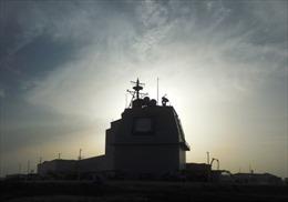 Mỹ thử thành công tên lửa đánh chặn lớp Aegis mặt đất