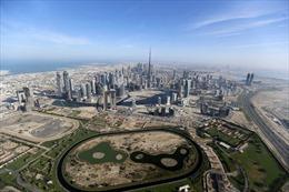 Chiêm ngưỡng Dubai từ trên không