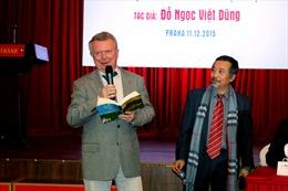 Giao lưu văn học Việt Nam – Séc tại Praha