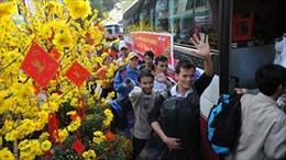 2.000 vé xe Tết tặng công nhân nghèo tại Đồng Nai