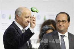 Hiệp ước Paris về biến đổi khí hậu đạt các mục tiêu chính