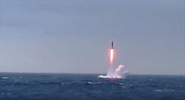 Xem Nga phóng tên lửa liên lục địa từ tàu ngầm hạt nhân