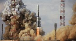Nga phóng tên lửa đẩy Proton-M mang vệ tinh quân sự