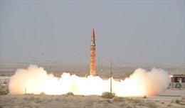 Pakistan phóng thử thành công tên lửa đạn đạo