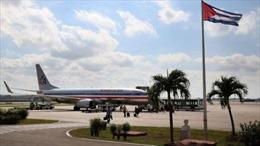 Cuba và Mỹ chuẩn bị ký thỏa thuận hàng không dân dụng