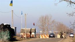 Ukraine cấm giao thương với Crimea trong 30 ngày