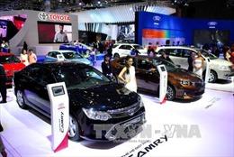 Doanh số bán ô tô tại Việt Nam tăng trưởng ấn tượng