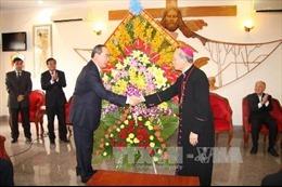 Thư chúc mừng Giáng sinh của Chủ tịch UBTWMTTQ Việt Nam
