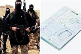 IS đánh cắp hàng chục nghìn hộ chiếu để vào châu Âu