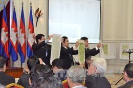 Việt Nam – Campuchia quyết tâm hoàn thành phân giới cắm mốc đất liền