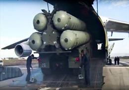 Tên lửa S-400 ở Syria uy hiếp căn cứ Mỹ