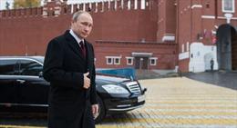 Người Nga gọi Vladimir Putin là nhân vật của năm