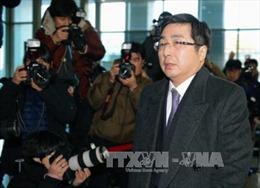 """Kết thúc cuộc họp Hàn-Nhật về """"phụ nữ mua vui"""""""