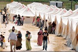 """Thổ Nhĩ Kỳ thúc đẩy mở """"vùng an toàn"""" cho người tin nạn"""
