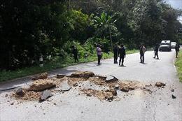 Nhóm tay súng tấn công văn phòng chính phủ Thái Lan, bắt con tin