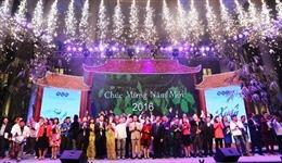Kiều bào năm châu hội ngộ tại FLC Vĩnh Thịnh Resort
