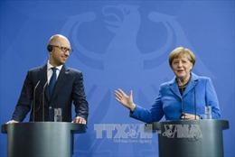 """Nước Đức với vai trò """"đầu tàu"""" giải quyết khủng hoảng"""