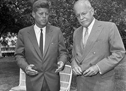 Cựu giám đốc CIA Allen Dulles - chủ mưu vụ ám sát JFK?