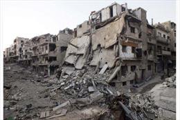 Năm 2015 hơn 55.000 người thiệt mạng trong cuộc nội chiến Syria