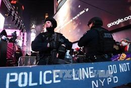 Bắt nghi phạm âm mưu khủng bố tại New York