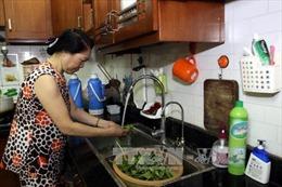 Hà Nội đã có nước sạch sau sự cố thứ 17