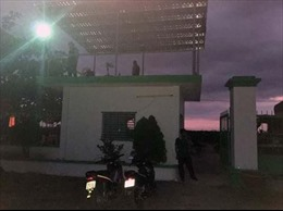 Nổ súng tại trang trại thanh long Bình Thuận