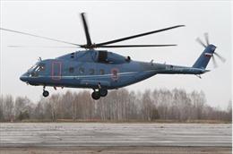 Nga khởi động sản xuất trực thăng đa năng Mi-38