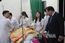 Nạn nhân vụ tai nạn cao tốc Nội Bài-Lào Cai đã ổn định