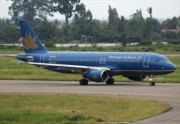 Vietnam Airlines khai thác Airbus A321 trên đường Hà Nội – Đồng Hới