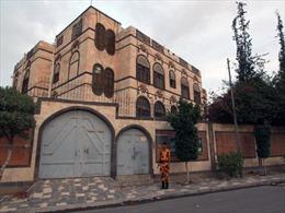 Đại sứ quán Iran tại Yemen bị tấn công