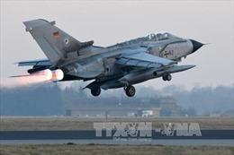 Tornado Đức lần đầu xuất kích do thám IS