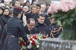 Người Pháp tưởng nhớ các nạn nhân Charlie Hebdo