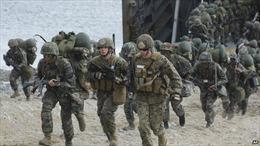 Hàn-Mỹ diễn tập chung ứng phó chương trình hạt nhân Triều Tiên
