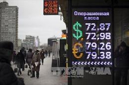 Nga lao đao vì dầu thô mất giá