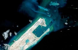 Philippines chính thức phản đối Trung Quốc thử đường băng ở Trường Sa