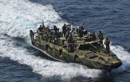 Iran thả toàn bộ 10 thủy thủ Mỹ