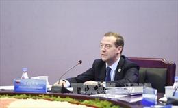 Ông Medvedev: Kinh tế Nga khó khăn nhất trong thập kỷ qua