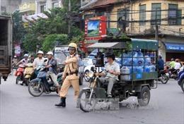 Hà Nội quyết liệt xử lý vi phạm an toàn giao thông